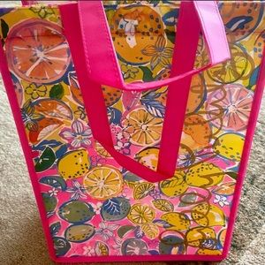 Lilly Pulitzer Reuseable Shopping Tote